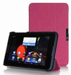 Ultra Slim SmartShell Stand Folio Case for Lenovo Ideatab ...