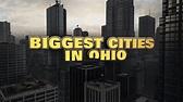10 biggest cities in Ohio 2015 - YouTube
