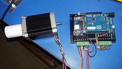 arduino stepper motor library impremedianet