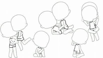 Gacha Base Poses Anime Drawings Drawing Gachalife