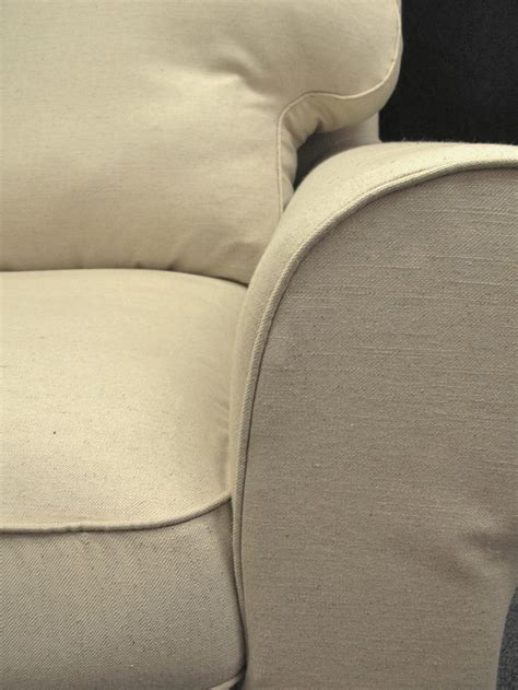 ektorp chair cover etsy custom ikea ektorp chair slipcover in oatmeal linen 165