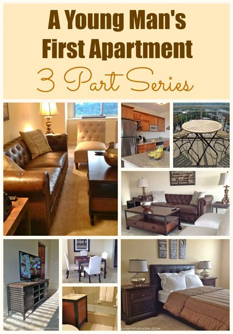 bachelor pad inspiring apartment living room ideas