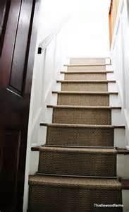 Indoor Outdoor Carpet On Stairs