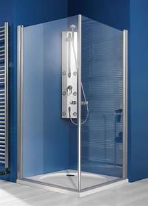 Duschkabine 3 Seiten : breuer elana eckeinstieg bodamer kunststoffglas stegplatten wellplatten plexiglas duschkabinen ~ Sanjose-hotels-ca.com Haus und Dekorationen