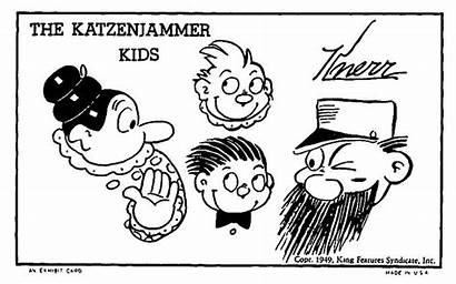 Katzenjammer Comic Strips 1920 Toptenz 1897 Children
