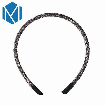 Hair Accessories Hoop Mism Hairband Headband Rhinestone