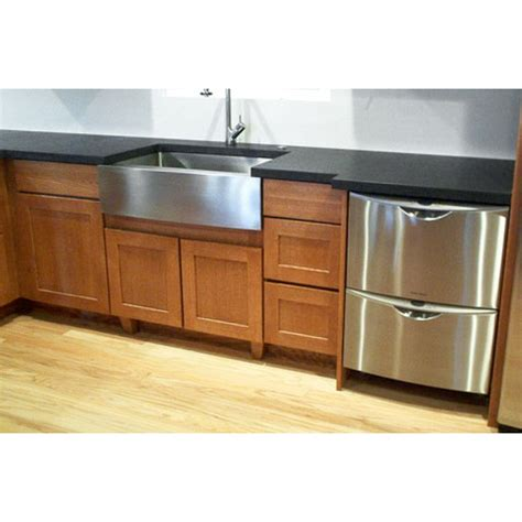stainless apron front sink 30 inch stainless steel single bowl curved front farm