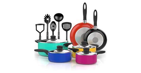 cookware piece vremi sets popsugar nonstick
