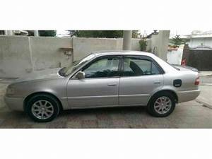 Toyota Corolla Manual Transmission Model 1998 For Sale In