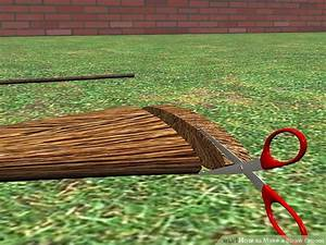How To Make A Straw Broom  9 Steps  With Pictures