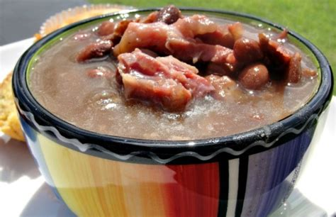 This is a foolproof and easy recipe for southern pinto beans. Crockpot Pinto Beans And Ham Recipe - Food.com