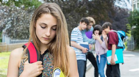 Bullying Is On The Rise For Middle- And High-schoolers