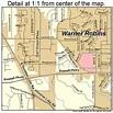 Warner Robins Georgia Street Map 1380508