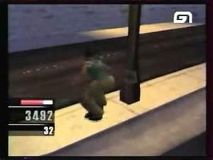 L1 thrasher skate and destroy playstation - YouTube
