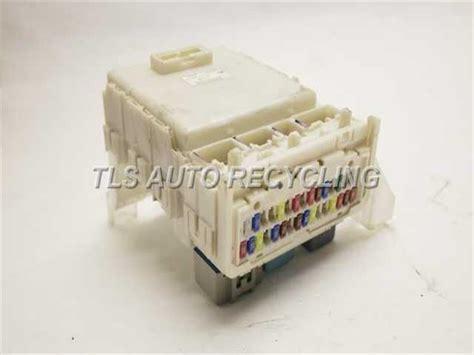 2007 Scion Tc Dash Fuse Box by 2007 Scion Tc 82730 21060 Used A Grade