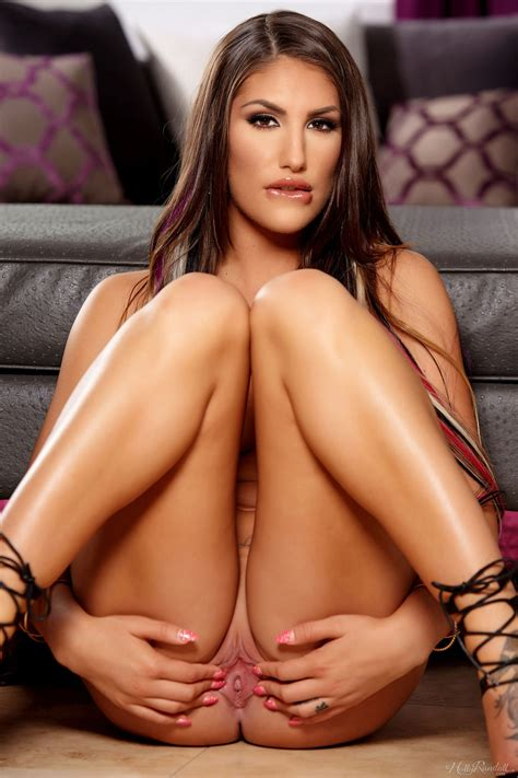 August Ames Nude In Pure Bliss A Tribute To Holly Randall