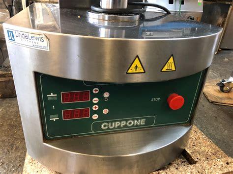Cuppone Pizzaform Pzf/30d Heated Pizza Press (llkp30