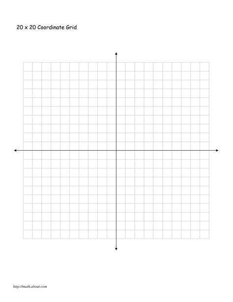 15 Best Images Of Worksheets Ordered Pairs Grid  Coordinate Grid Quadrants, Coordinate Grid