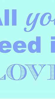 All You Need Is Love Free Stock Photo - Public Domain Pictures