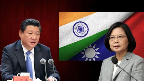 China wants Indian media to stick to the One China Policy ...
