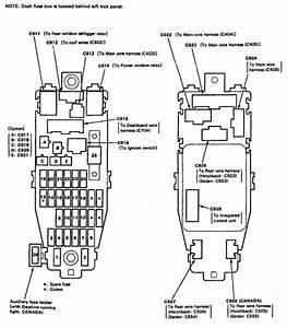 1994 Acura Integra Wiring Diagram
