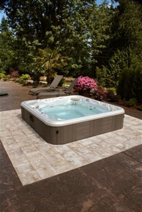 concrete patio designs with tub 28 images concrete