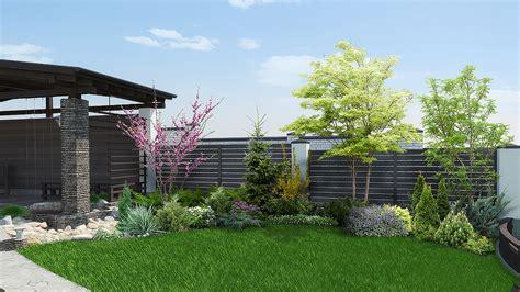 corner lawn landscaping landscaping ideas for corner lots gw real estate