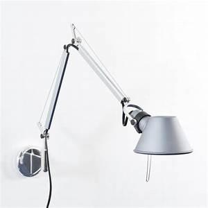 Tolomeo Micro Parete : tolomeo micro parete wall lamp artemide ~ Frokenaadalensverden.com Haus und Dekorationen