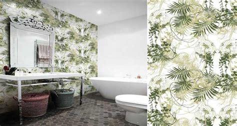 chambre en palette papier peint salle de bain spécial et murs