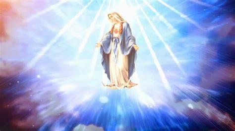 Madonna Medjugorje Illuminata by Madonna Di Medjugorje Messaggio 2 Febbraio 2014