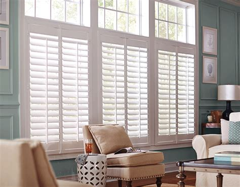 Home Decor Blinds : Plantation Shutters & Interior Shutters At The Home Depot