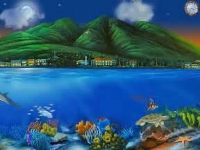 Tropical Screensavers