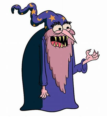 Wizard Evil Transparent Uncle Grandpa Mago Character