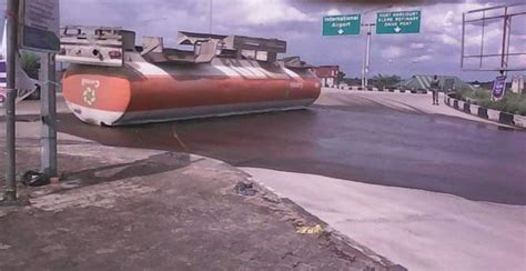 Life assurance and annuity 2. Conoil tanker overturns in Port Harcourt, spills 33,000 litres of PMS - SweetCrudeReports