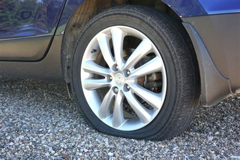 Hyundai Roadside Assistance Flat Tire by Flat Tire And A Missing Floozle Schnoozle Travel