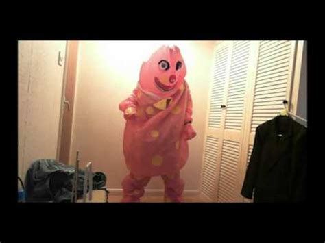 blobby fancydress costume embarrassement youtube