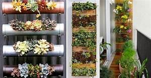 diy ideen vertikaler garten fur den balkon bilder With französischer balkon mit garten gestaltungsideen für kleine gärten