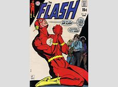 The Flash #198 No Sad Songs For A Scarlet Speedster