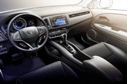 honda hr  redesign  interior price release date