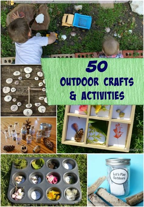 outdoor crafts amp nature activities for best 122   9b58fc79461e3fa5497491b65212b1bd kids outdoor crafts kids nature crafts