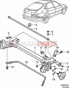 4247896  Saab Stabilizer Bar