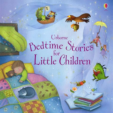 bedtime stories   children  usborne children