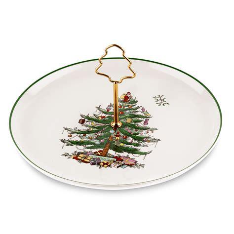 spode christmas tree cake plate 29 95 you save 30 05