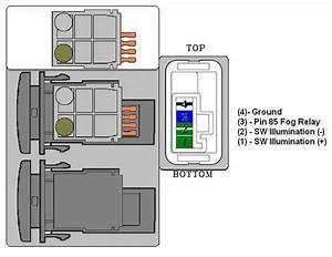 Fog Light Switch Wiring
