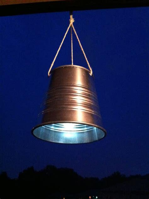 diy hanging solar lights