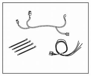 Dodge Ram 1500 Wiring  Trailer Tow  Pigtail  Ahc