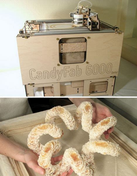 futuristic food 14 edible wonders of 3d printing technology urbanist