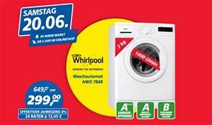 Whirlpool Waschmaschine Test : whirlpool awo 7848 real angebot am 18 ~ Michelbontemps.com Haus und Dekorationen