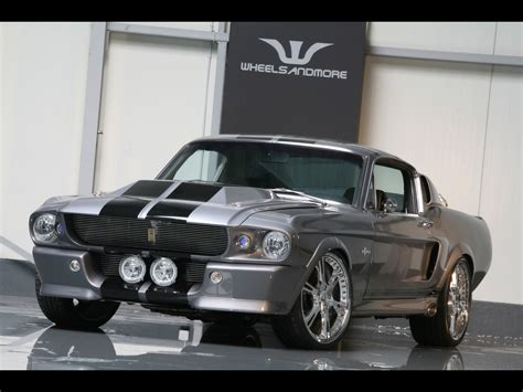 1967 Shelby GT 500 'Eleanor', ford mustang shelby gt500