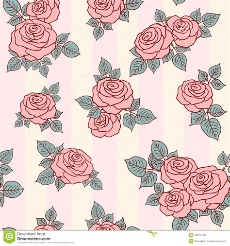 rose pattern royalty  stock  image